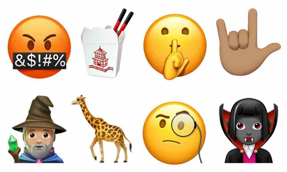 Apple Yeni Emojileri Tanıttı!